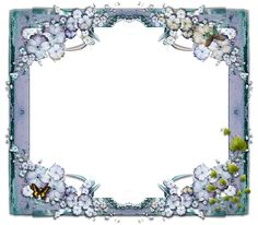 Butterfly Frame png by mysticmorning on DeviantArt