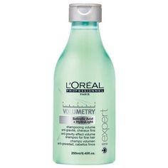 Loreal Professional Volumetry Shampoo 250ml http://www.shopprice.com.au/volumetry+shampoo