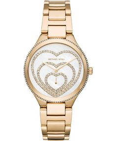 Michael Kors Lainey Pave MK3604 Watch 36mm