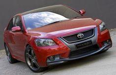 TRD Toyota Aurion (Camry)