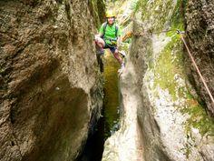 CRÓNICAS   MONTAÑERAS: Gorges de Salenys