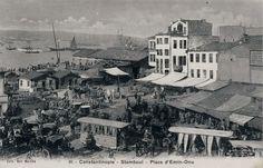 Eminonu seafront