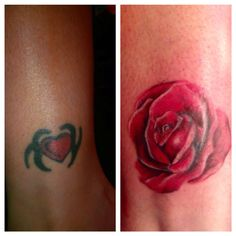 Lovely cover up done by Ash .If you have old tattoos that need covering or simply redoing then call us on 01253 932549, message our page or visit our new website www.revivaltattoos.co.uk