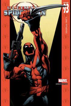 Ultimate Spider-man 93