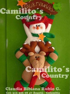 Felt Banner, Christmas Stockings, Christmas Ornaments, Christmas Stuff, Hand Puppets, New Pins, Ideas Para, Snowman, Projects To Try