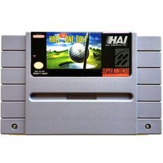 Super Nintendo - Hole in One Golf (NTSC)    Super Nintendo www.detoyboys.nl