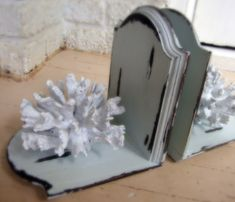DIY Shabby Chic | Shabby Chic Bookends
