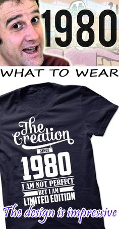 The Creation Since 1980 - ONLY 23.99$