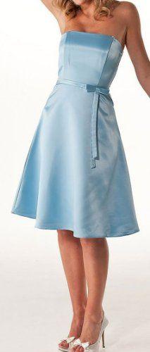 Ice Blue Satin Strapless 50's A-Line Tea Length Bridesmaid Dress 5XL~UK22 Fiesta http://www.amazon.co.uk/dp/B00CPM6Y2Y/ref=cm_sw_r_pi_dp_9NcSvb06QH87K