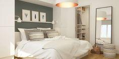 #ethjemfraskanska#petersborgkvartalet#soverom Nye, Real Estate, Bedroom, Interior, Furniture, Home Decor, Modern, Room, Indoor