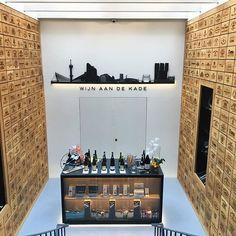 Great new spot in town Paradise for wine lovers wijnaandekadehellip