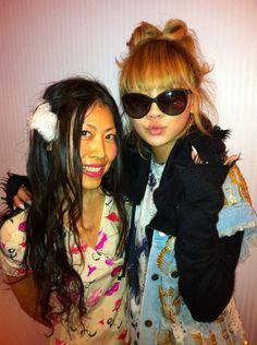 2NE1 CL♥. @ FALINE TOKYO