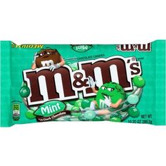 MMS Mint Dark Chocolate Candy Bag Pack of 12 *** You can find out more details at the link of the image. Mint Dark Chocolate, Menta Chocolate, Chocolate Candies, Gourmet Recipes, Snack Recipes, Snacks, Office Candy Dish, Chocolates, Eating Alone