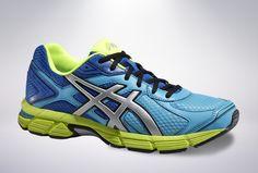 1d693574ab Asics GEL-Pursuit 2 - męskie buty do biegania (niebiesko-zielony)