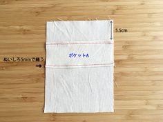 ポケットたっぷり!母子手帳カバー(ケース)の作り方 | nunocoto How To Make, Handmade, Index Cards, Hand Made, Handarbeit