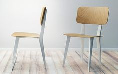 Sharp chair by Stone Designs, 2011 #StoneDesigns