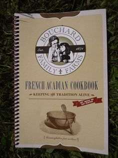 French Acadian Cookbook Creole Recipes, Cajun Recipes, Flour Recipes, Cooking Recipes, Canadian Food, Canadian Recipes, Acadie, Creole Cooking, All Things New