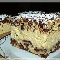 Sernik Cake Recipes, Dessert Recipes, Cake Bars, Polish Recipes, How Sweet Eats, Sweet Tooth, Food Porn, Good Food, Food And Drink