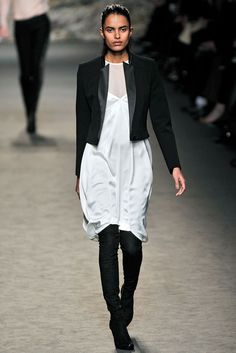 Stella McCartney Fall 2009 RTW Collection via style.com (jacket)