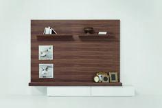 MOYA living :: MOON wallsystem Floating Nightstand, Bottle Opener, Moon, Living Room, Wall, Kitchen, Furniture, Home Decor, Floating Headboard