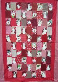 snowman quilt patterns - Google Search