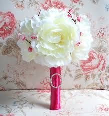 White Peonies Bouquet!