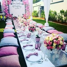 Birthday Party Decorations For Adults, Backyard Birthday Parties, Picnic Decorations, Picnic Birthday, Birthday Dinners, Decoration Table, Picnic Essentials, Deco Champetre, Festa Party
