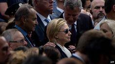 Hillary Clinton has pneumonia