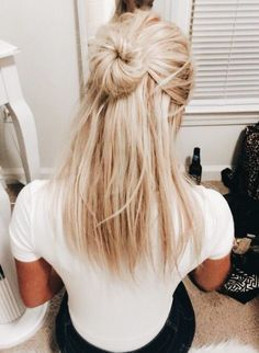 how do i make a bun as perfect as this?