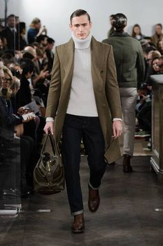 Richard James Fall/Winter 2016/17 - London Collections: MEN - Male Fashion Trends