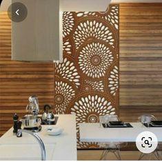 Laser Cut Screens, Laser Cut Panels, Laser Cut Metal, Laser Cutting, Laser Laser, Door Design, Wall Design, House Design, Outdoor Screens