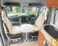 CAMPERVAN Winnebago Diversion