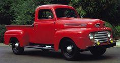 1950 Ford truck dream-trucks