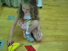 This is one of my favorite lessons to teach. Activity Ideas, Activities For Kids, Triangles, Homeschooling, Geometry, Teaching, Education, Math, My Favorite Things