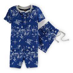 Nautical Cotton Sleep Set - Baby Boy Sleepwear - RalphLauren.com