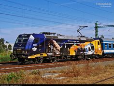 004 Hungarian State Railways (MÁV) 480 / TRAXX…