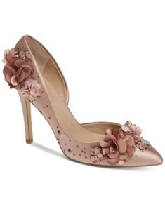 Charles by Charles David Paloma Pumps Women Shoes Sparkly Wedding Shoes, Wedding Heels, Women's Pumps, Pump Shoes, Shoes Heels, Pretty Shoes, Beautiful Shoes, Jeweled Shoes, Bride Shoes