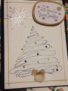 Julkort av Nathalie