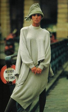 Issey Miyake F/W 1987