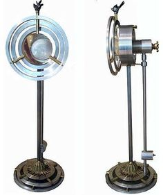 Catchight - industrial - Table Lamps - RT Facts