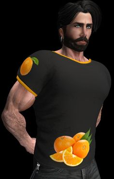 https://flic.kr/p/PGLare | Healthy and Delicious Tee Shirts from !BBN! -  http://maps.secondlife.com/secondlife/Sirtony/208/187/116