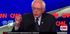 """""""Too many lives have been destroyed because people have possessed marijuana,"""" Sanders said VIDEO"""