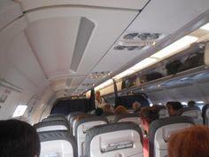 Lufthansa Economy Class A320-200  Frankfurt-Copenhagen