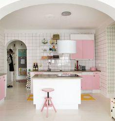 15 cozinhas para amar e se inspirar - Casinha Arrumada