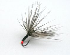 Fly FIshing Flies  Royal Coachman  Silk eye by MJLawlesscrafts