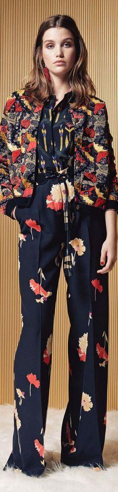 Etro - RESORT 2017 @roressclothes closet ideas women fashion outfit clothing style