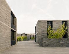 David Chipperfield Architects in Hangzhou / Leben im Schilf - Architektur und Architekten - News / Meldungen / Nachrichten - BauNetz.de