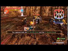 Hyrule Warriors: Legend Mode Playthrough #14: Land of Myth Part 1