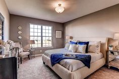 Reserve at Brook Hill-Manor:  Parker Model | New Homes in St. Charles MO | Fischer and Frichtel