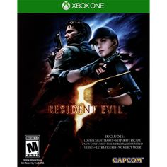 Resident Evil 5 HD [Xbox One] – Shopville